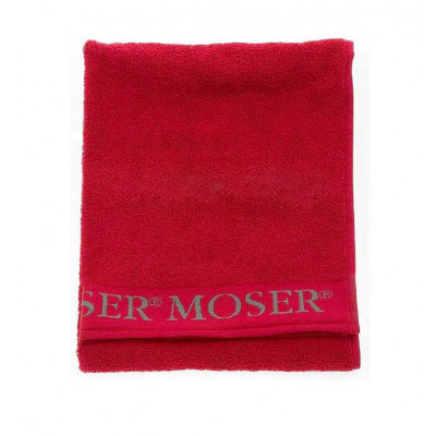Парикмахерское полотенце Moser (0092-6060) Красное