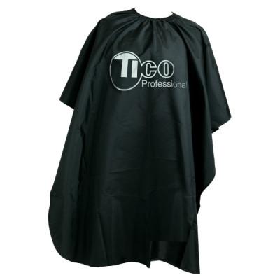Накидка парикмахерская TICO Professional (M010BK)
