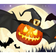 Акція Halloween 2020 в магазині VICshop