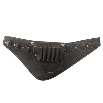 Сумка-ремень для ножниц TICO Professional 700006 Черная