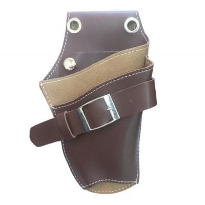 Сумка для ножниц TICO Professional 700000 Коричневая