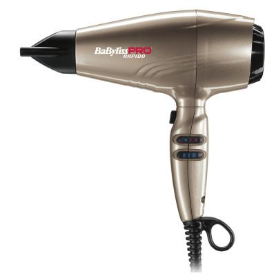 Профессиональный фен для волос BaByliss PRO Rapido BAB7000IGE Light Bronze