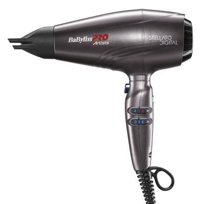 Профессиональный фен для волос BaByliss PRO STELLATO DIGITAL BAB7500IE 4RTISTS