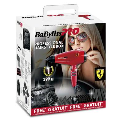 Профессиональный набор BaByliss PRO RED PROFESSIONAL HAIRSTYLE BOX (P1035E)