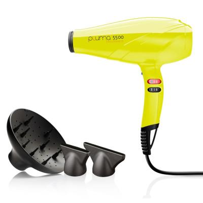Профессиональный фен для волос GAMA (ГАМА) PLUMA 5500 Giallo (A11.PL5500.GL)
