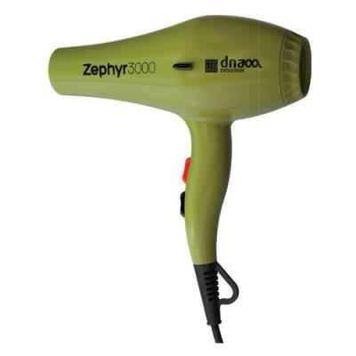 Фен профессиональный для волос DNA Zephyr 3000 Green (8303GR)