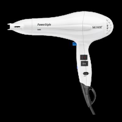 Фен для волосся Moser Power Style White (4320-0051)