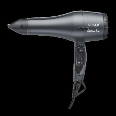 Фен професійний для волосся Moser Edition Pro (4330-0050) - 1900W