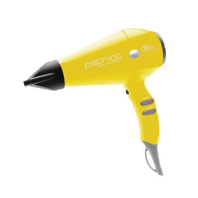 Фен профессиональный для волос TICO Professional Patriot Yellow