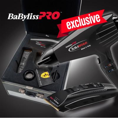 Набор BaByliss PRO ItaliaBrava + X2 Ferrary (BABFB2BEB)