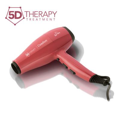Фен для волосся GAMA (ГАМА) Comfort Halogen 5D Therapy (GH0501)