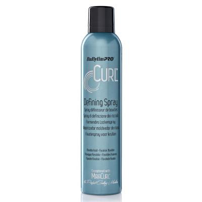 Лак для волос гибкой фиксации BaByliss PRO Curl Defining Spray