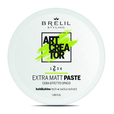 Паста для укладки Brelil Extra Matt Paste Art Creator 79353