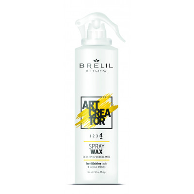 Спрей-воск Brelil Gel Spray Wax Art Creator 79285