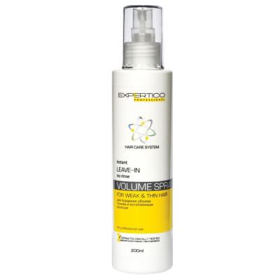 Спрей для придания объема TICO Professional Volume Spray Expertico