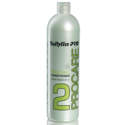 Крем-кондиціонер для волосся BaByliss PRO REGE MAX 1000ml (020530) PROCARE