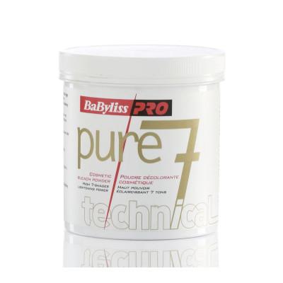 Пудра для осветления волос BaByliss PRO PURE7 (050511)