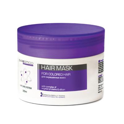Маска для окрашенных и поврежденных волос TICO Professional EXPERTICO 300 мл (32021)
