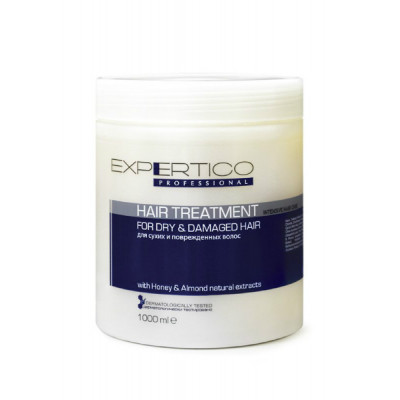 Тритмент (маска) интенсивный уход для сухих и поврежденных волос Expertico (34002)