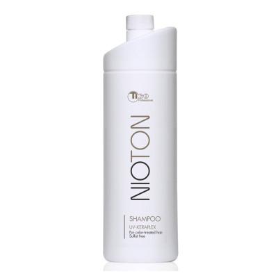Безсульфатный шампунь TICO Professional NIOTON UV-Keraplex (20640)