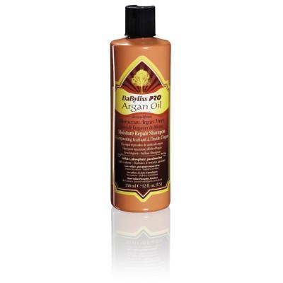 Шампунь для волос с аргановым маслом BaByliss PRO BAOILS12E