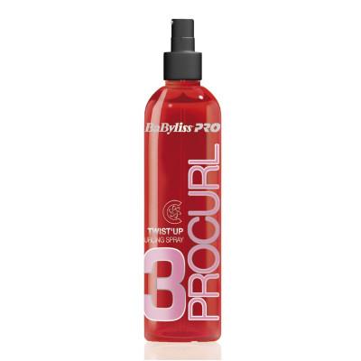 Термозащитный спрей для завивки волос BaByliss PRO ProCurl Twist'Up 3 Boucle (BP030507)