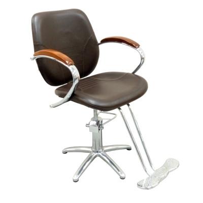 Кресло парикмахерское BM68124 Brown