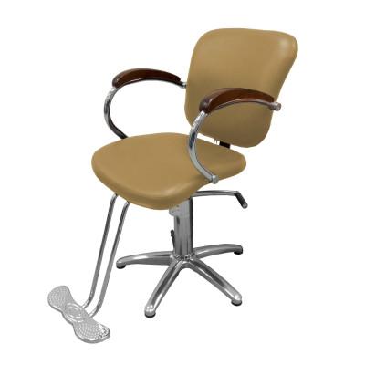 Кресло парикмахерское BM 68127 Beige