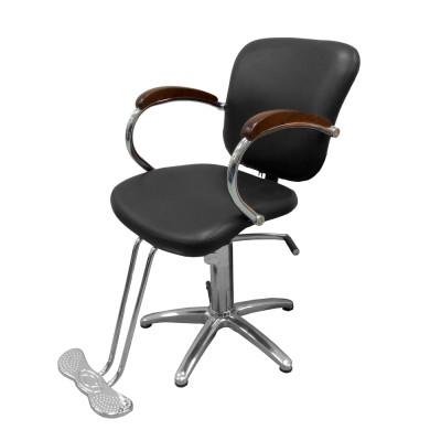 Кресло парикмахерское BM 68127 Black