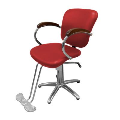 Кресло парикмахерское BM 68127 Red