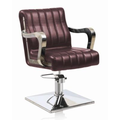 Парикмахерское кресло BM68463-871 Bordo
