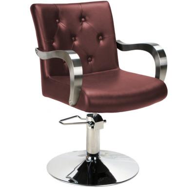 Парикмахерское кресло BM68498-871 Bordo
