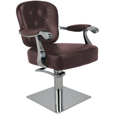 Парикмахерское кресло BM68504-871 Bordo