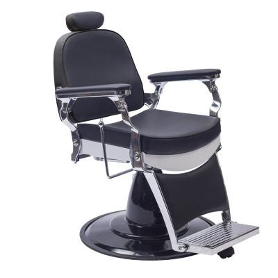Кресло для барбера MY-8770 Black
