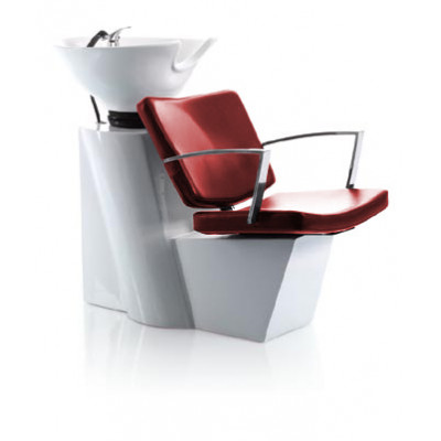 Мойка парикмахерская BM 78116-703 Красный