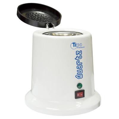 Стерилизатор для маникюрных инструментов TICO Professional Quartz (шариковый кварцевый)