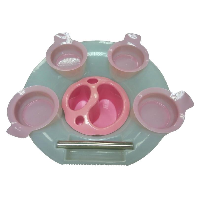 Силиконовая розовая медуза в аквариум - 5,9см: продажа, цена в ... | 800x800